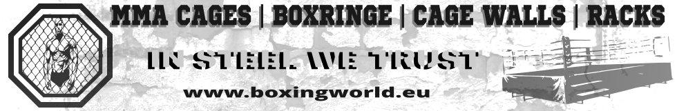 MMA Cages , Boxringe , Cage Walls Hersteller aus Deutschland