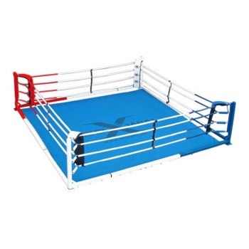 Professional Floor Boxing Ring With Or Without Canvas