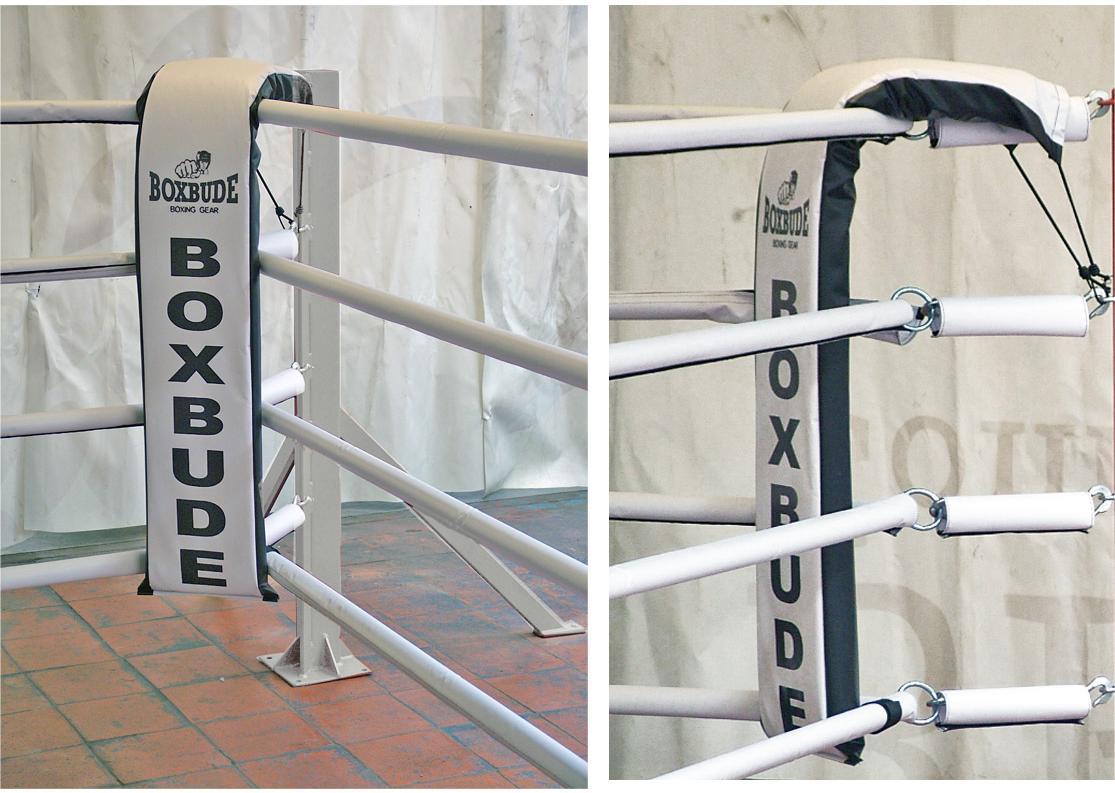 Boxing Ring Corner Pads Set With Customer Logo